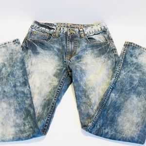 EPIC THREADS Boys Size 14 Distressed Blue Jeans